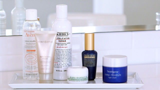 Evening Skincare Routine in 5 Steps