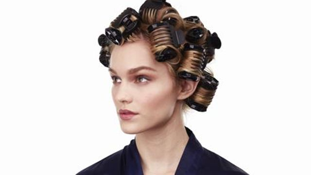 The New Way to Use Hot Rollers
