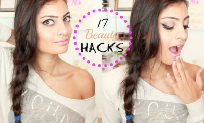 17 beauty hacks