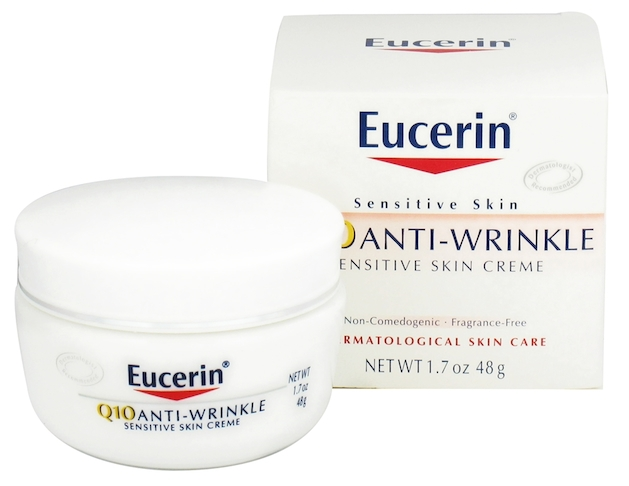Eucerin Q10 Anti-Wrinkle Sensitive Skin Crème