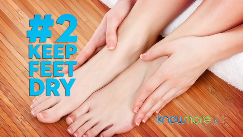 5 Cures for Stinky Feet