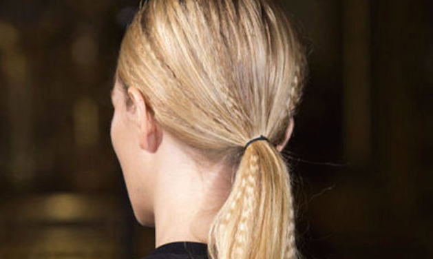 The Best Hair Trends For Spring 2015: Long Ponytails
