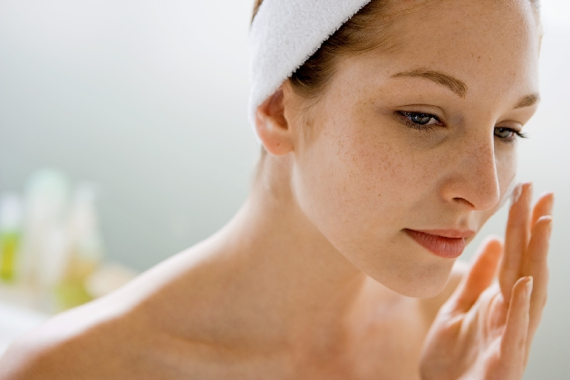 Remove facial hair without pain