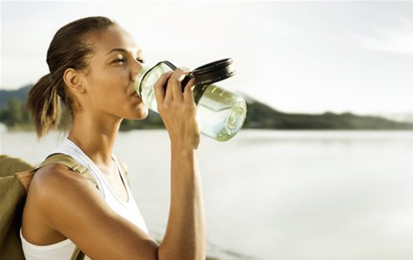 Here's How to Get More Water Throughout the Day