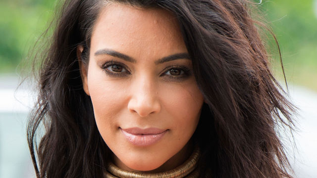 How to Get Kim Kardashian's Smokey Eye