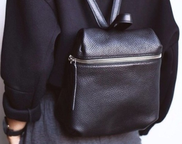 Our Favorite Seasonal Style Buys: Backpack Purses