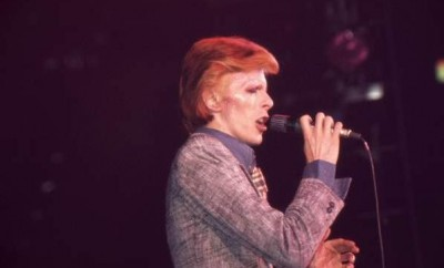 The Young Americans tour at the Washington DC Capital Centre on 11 November 1974