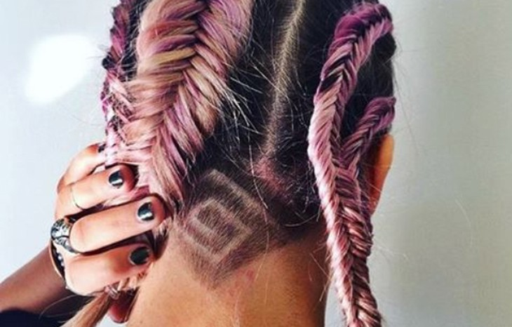 Everything you need to know about undercut hair tattoos