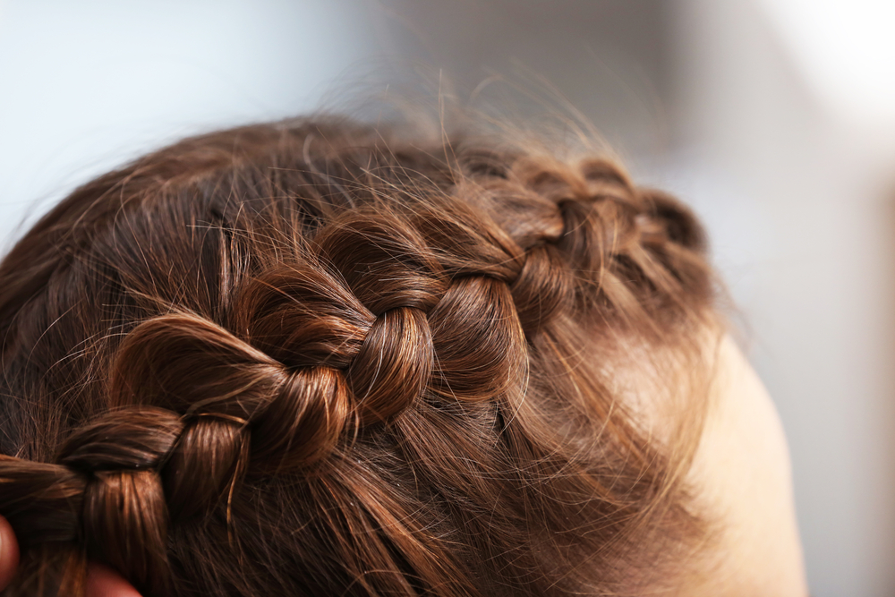 How to Dutch Braid in Easy To Follow Steps