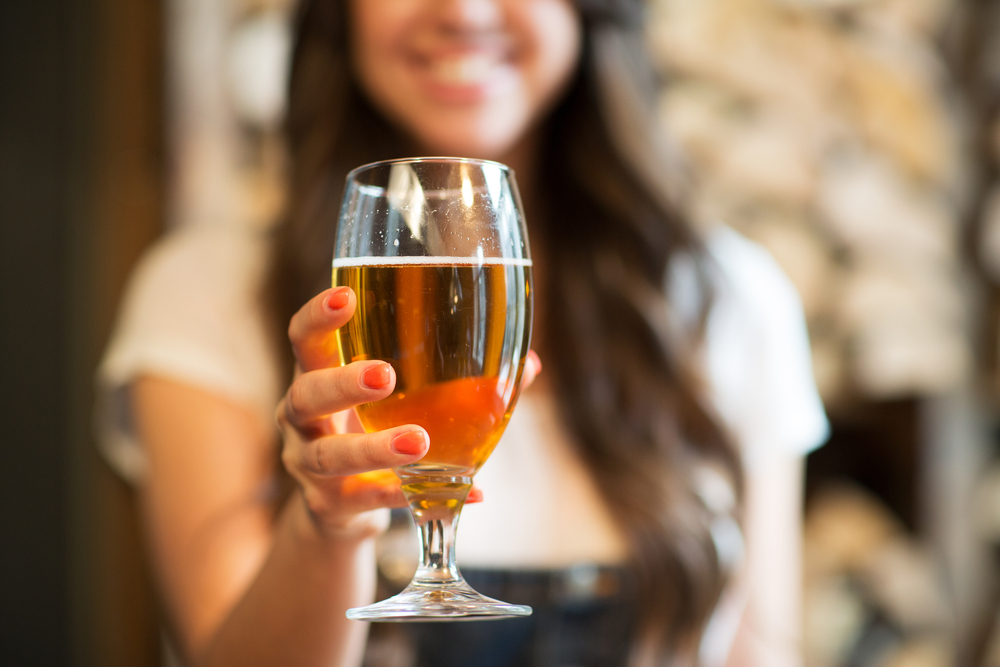 Should you be washing your hair with beer?