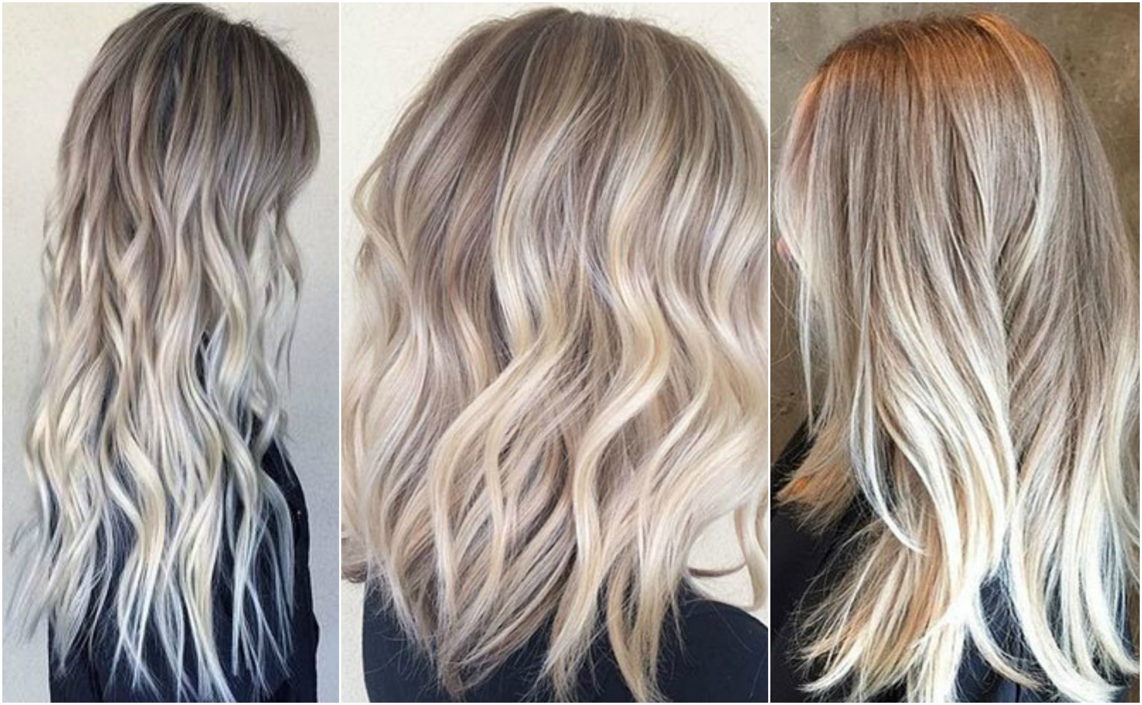 Blonde Ombre Hairstyles Colors: It's Time To Try The Crystal Ash Hair Trend
