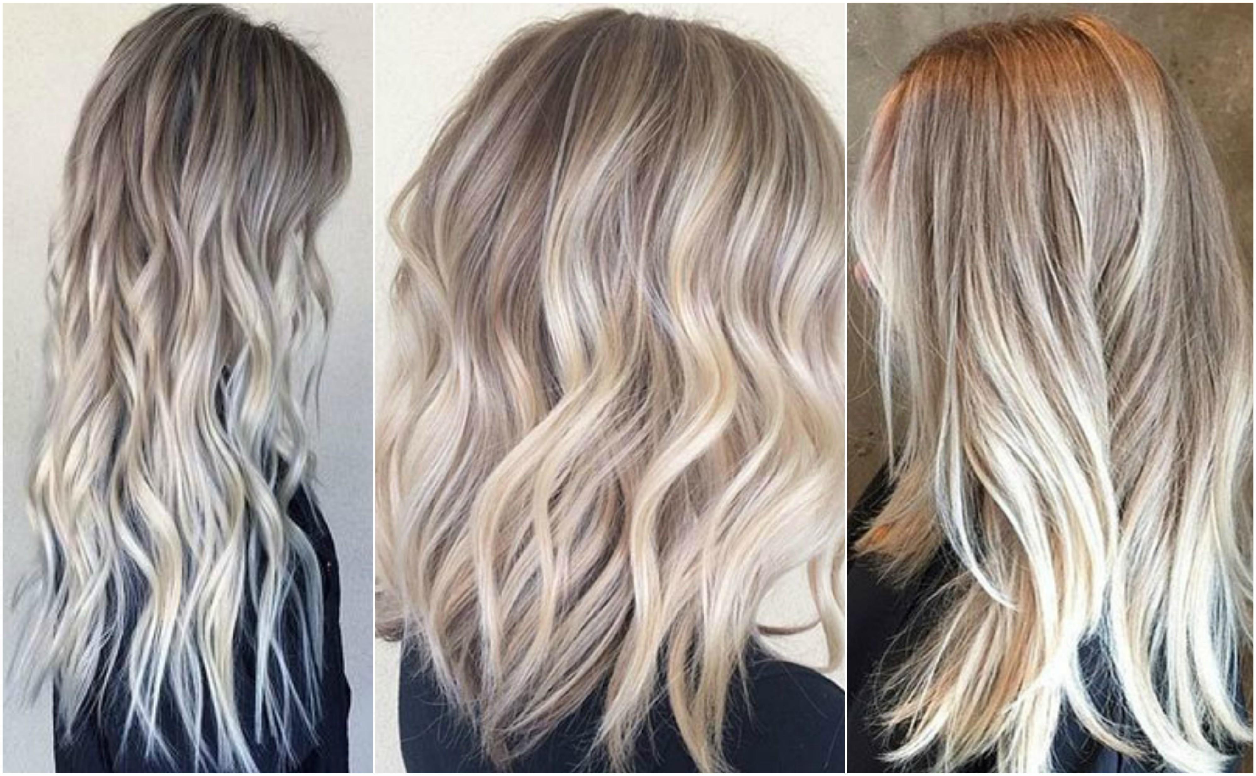 Омбре для блондинок: варианты окрашивания и фото-примеры 91