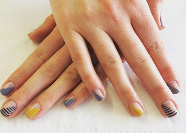 Easiest nail art and color trends that have the biggest impact