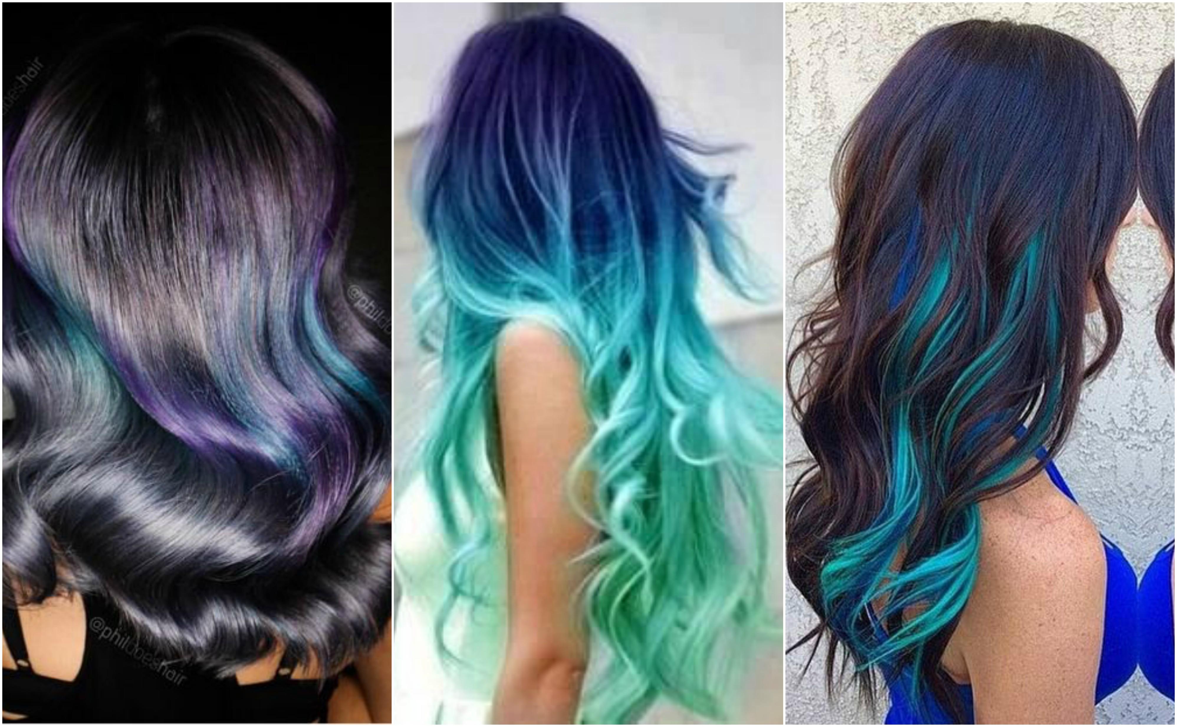 WTF is midnight mermaid hair?