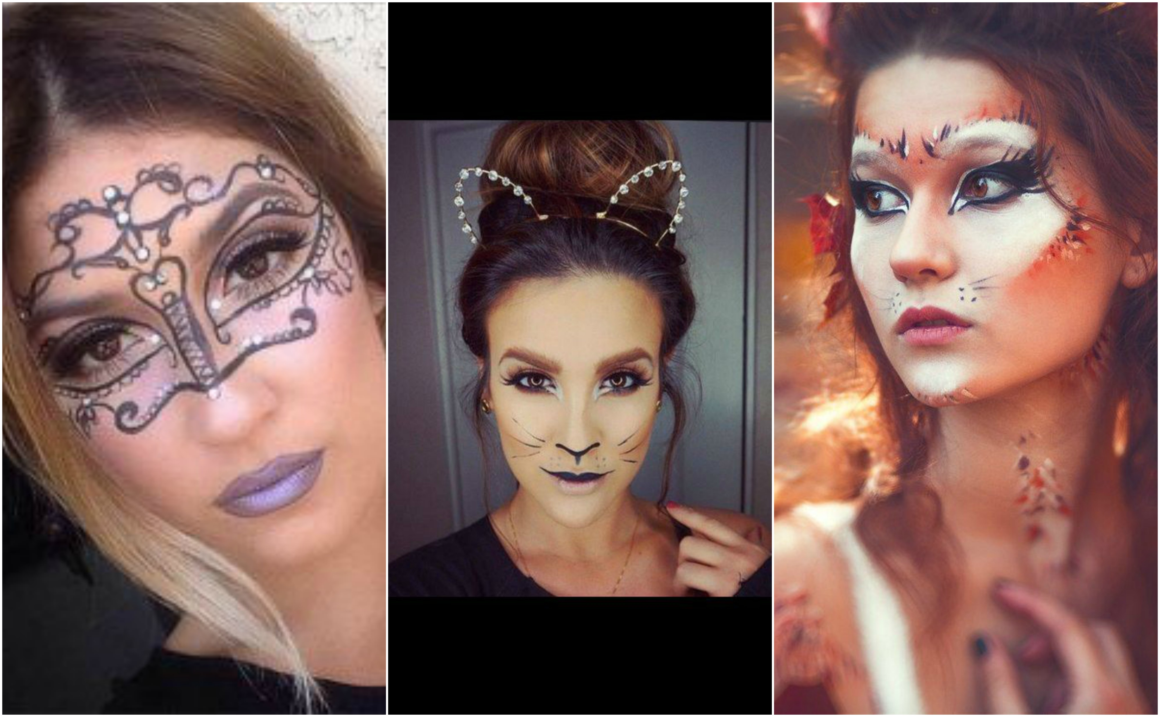 Our favorite halloween looks from pinterest dailybeautyhack baditri Images