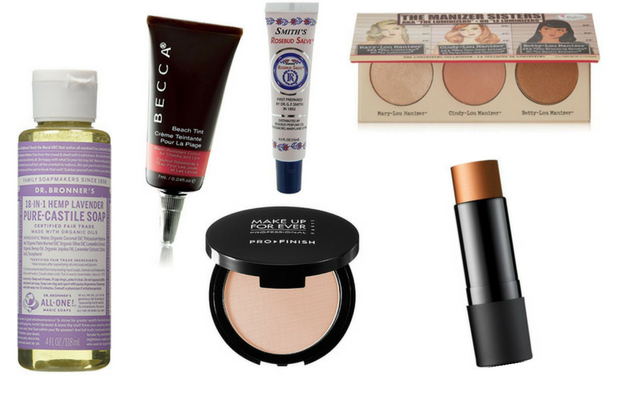 Save time! Best multi-use beauty products