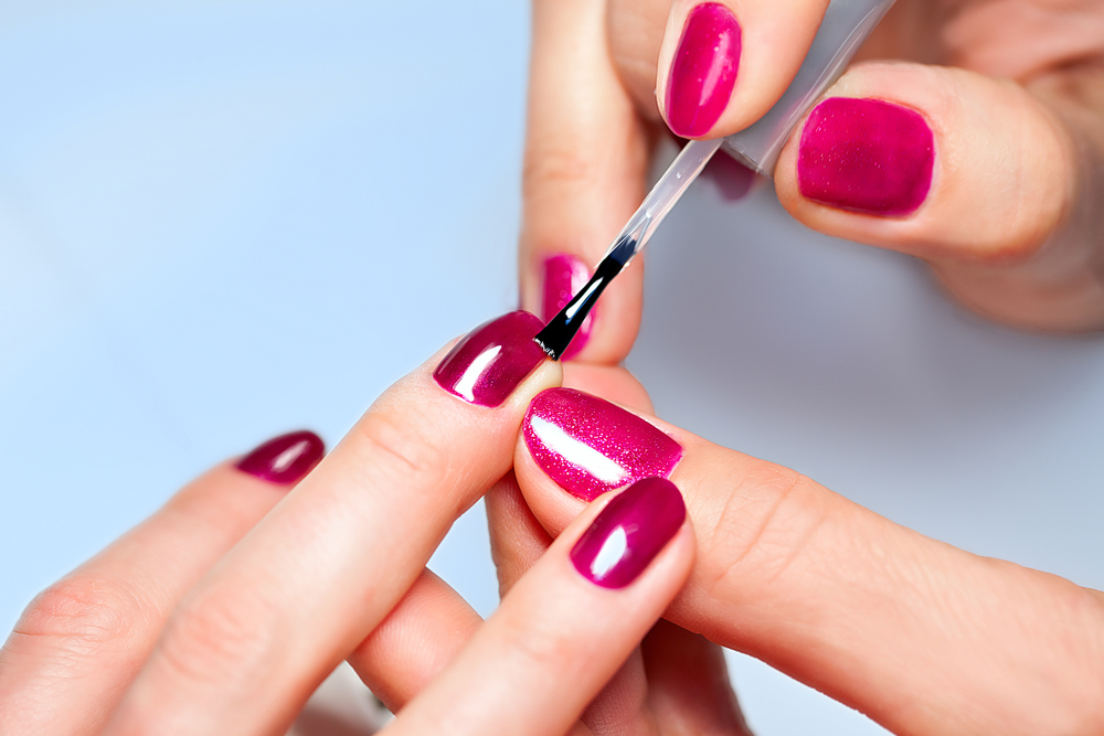 The basics of performing a home manicure