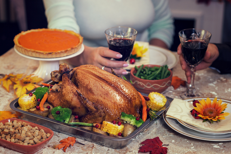 "Spice up your skincare with ""Thanksgiving"" ingredients"