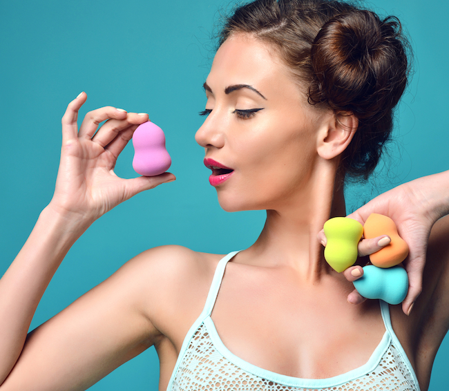 7 Different ways to use your beauty sponge