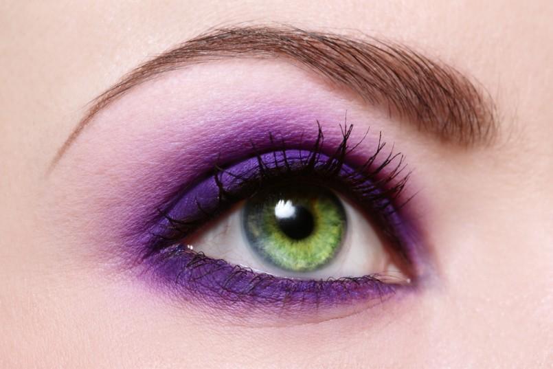 eye shadow for eye color