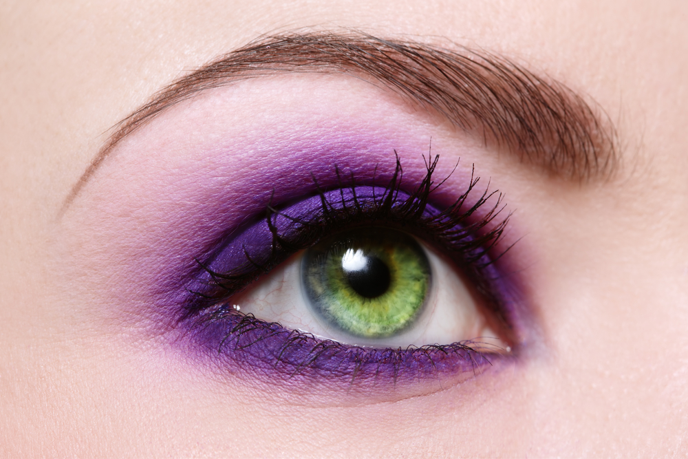What's the best eye shadow for your eye color?