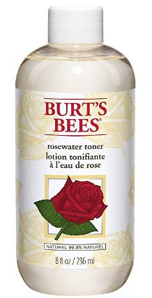 Burt's Bee's rosewater toner