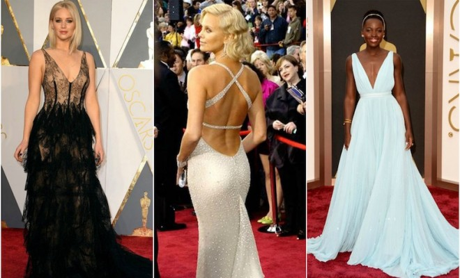 academy awards fashion looks