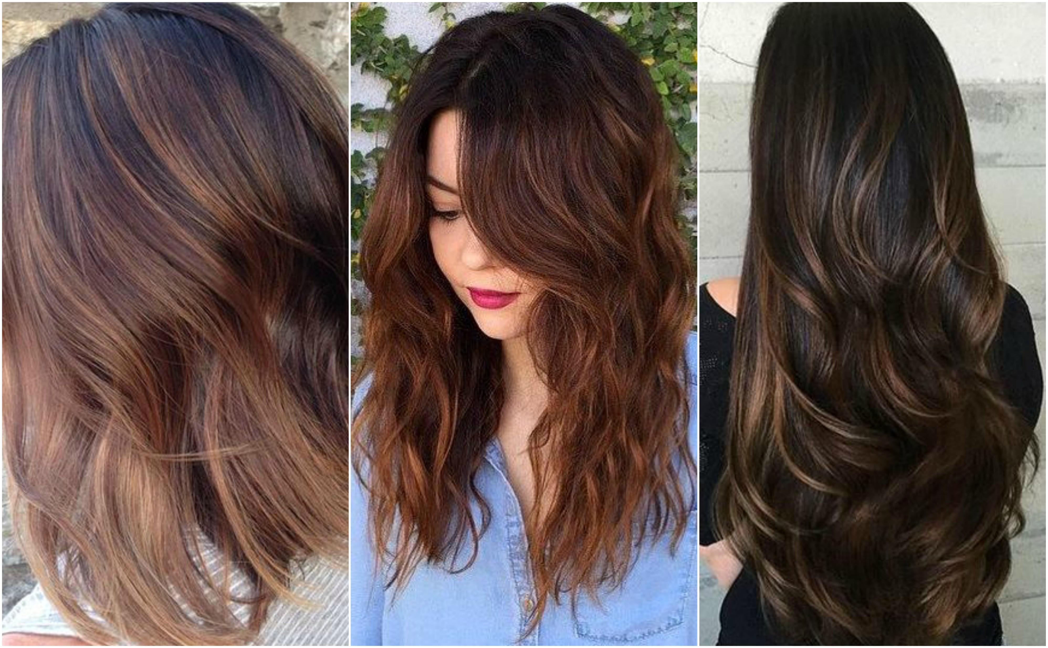 11 ways to wear chestnut hair dailybeautyhack