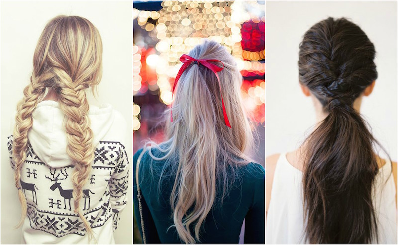 Best easy hairstyles for holiday parties