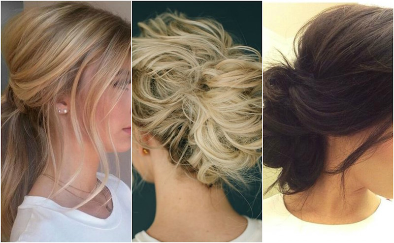 Our Favorite Messy Updos Dailybeautyhack