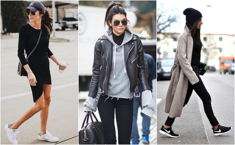 sporty chic fashion