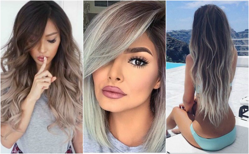 Spring Ombre And Color Melt Styles