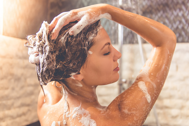Why you should avoid shampoos with sulfates