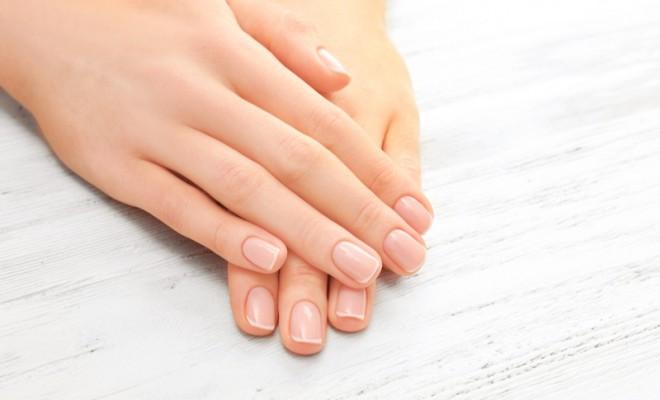 ways to lighten nails