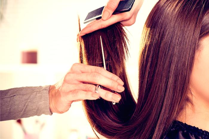 WTF is hair dusting?