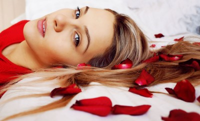rose petal beauty hacks