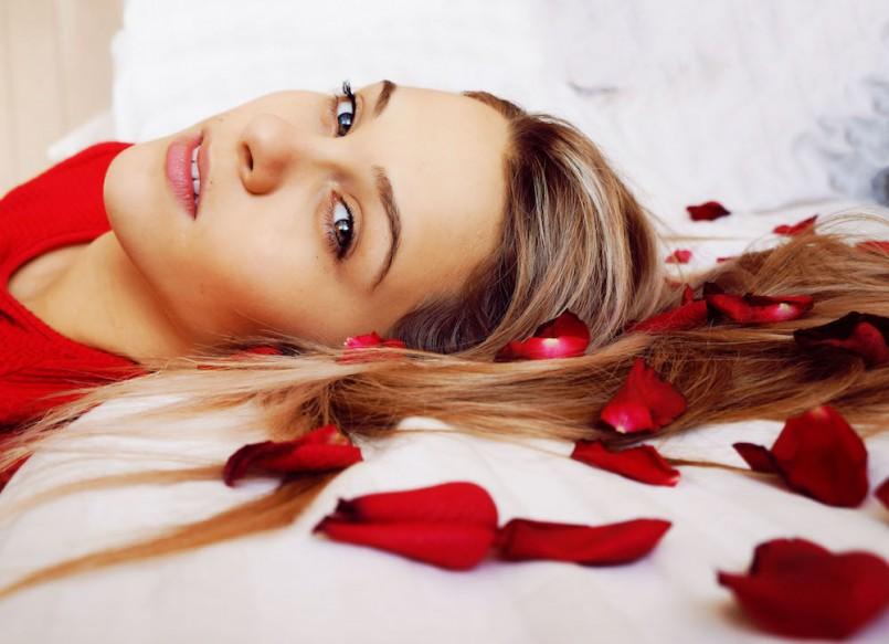 rose petal beauty hacks
