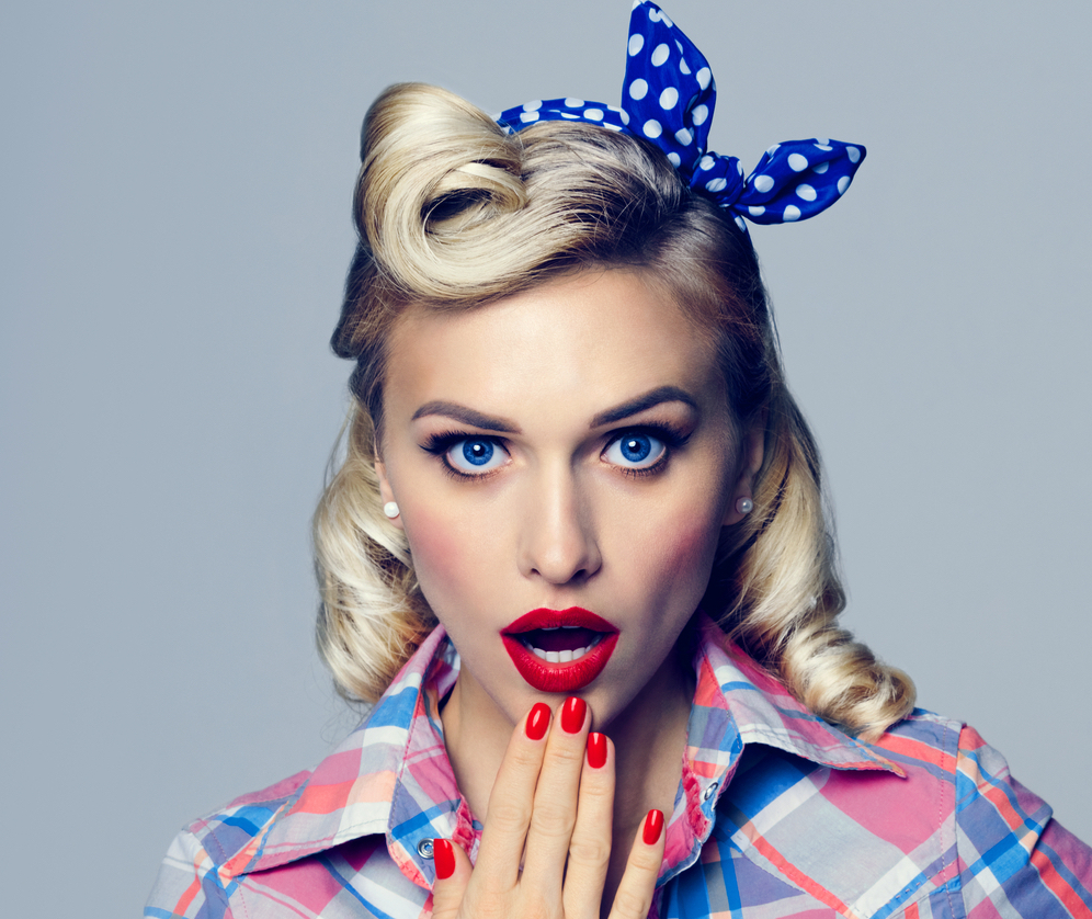 How To Get The Clic Pinup Hairstyle Look