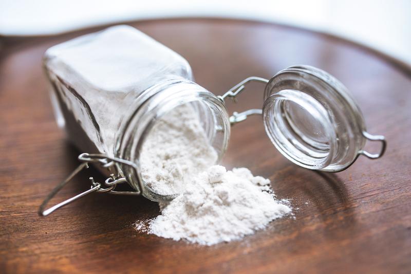 alternatives to baby powder