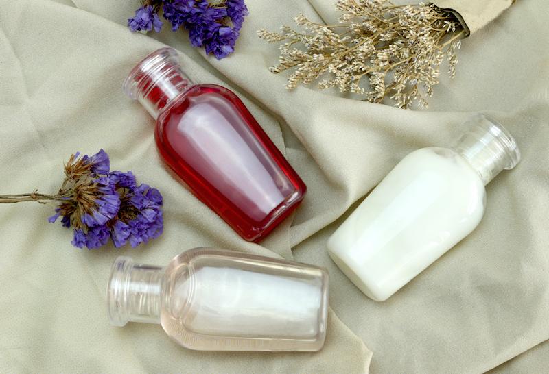 silicone free shampoo