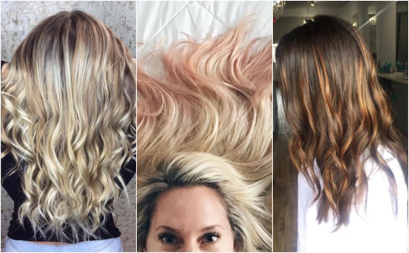 Hair Trend Alert: Precious Metals Hair