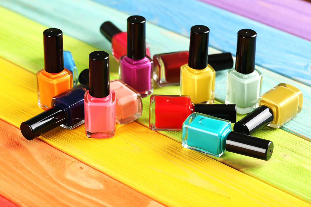 nail colors for light skin