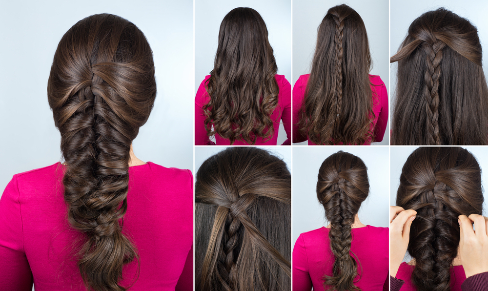 8 Ways to Style a Mermaid Braid