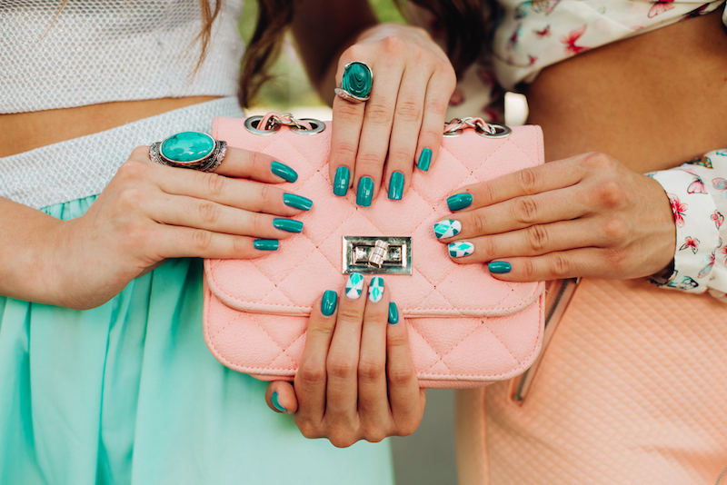The Best Summer 2017 Nail Trends