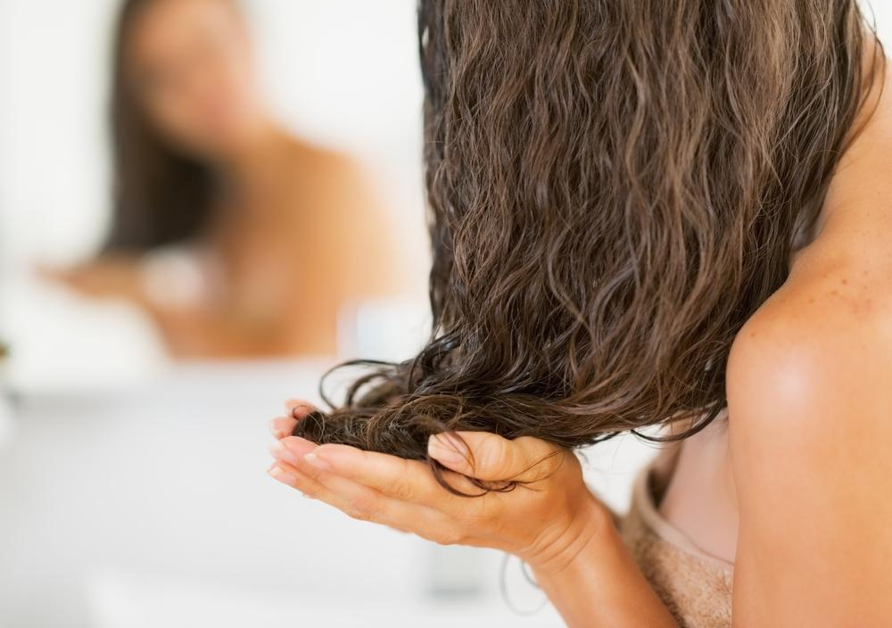 best leave in conditioner, how to air-dry your hair fast