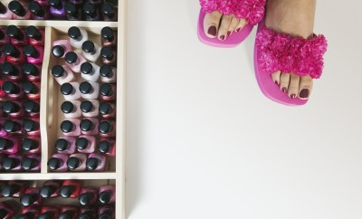 nail polish storage ideas