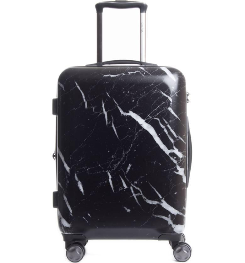 marble suitcase