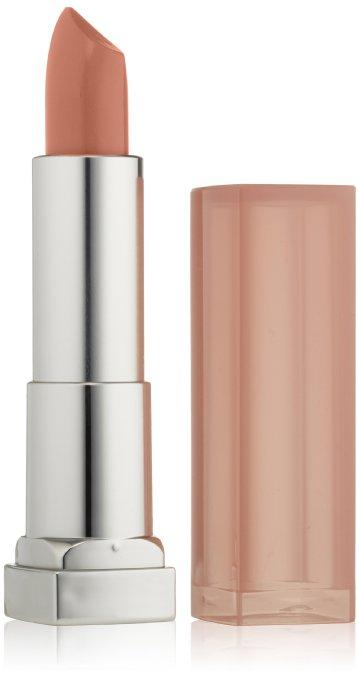 Maybelline New York Color Sensational The Buffs Lip Color, Blushing Beige