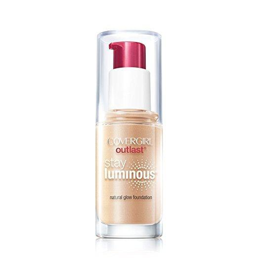 COVERGIRL's Outlast Stay Luminous Foundation