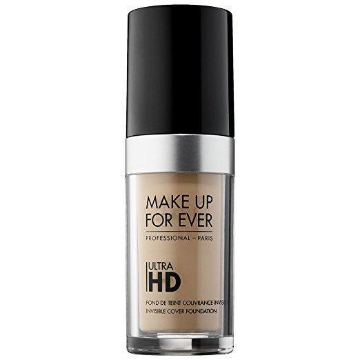 Makeup Forever's Ultra HD Invisible Cover Foundation